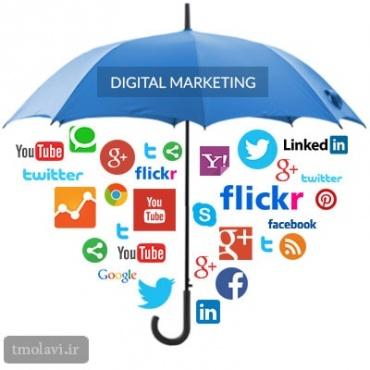 دیجیتال مارگتینگ چیست